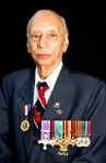 Major Mahinder Singh Pujji, aged 84. Squadron leader, Royal Air force. Soldiers of the empire. Photo by Elin Høyland