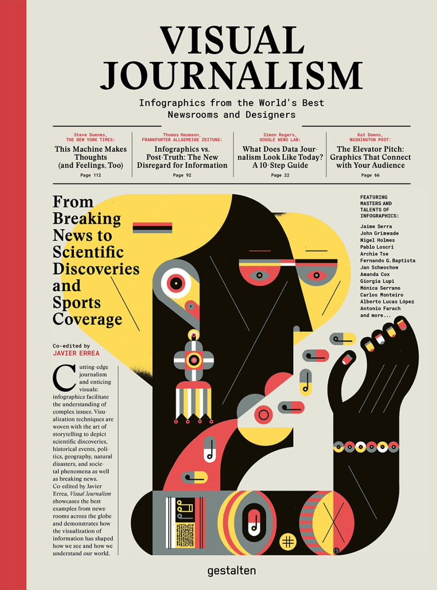 Visual journalism gallery: images from the world's best newsrooms and designers